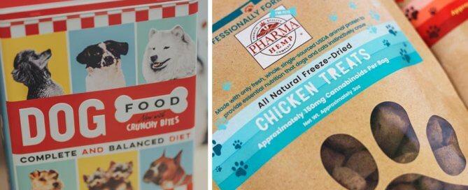 pet food, dog food